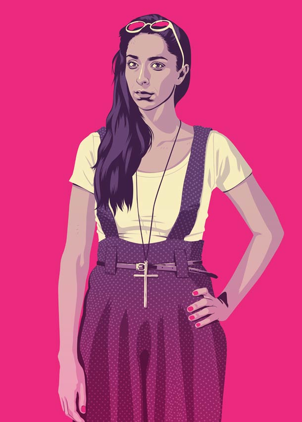 Grunge-Era-Game-of-Thrones-Characters-Part-3-9